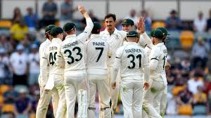 Pakistan bowled out for 240 in first Test against Australia