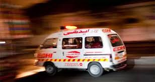 Three killed,10 injured in Ghotki road accident