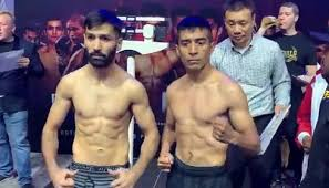 Waseem to face first Mexican opponent of pro career today