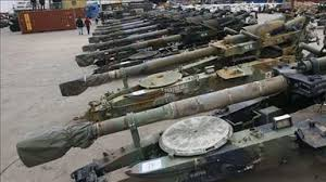 Arms sales worldwide nearly doubled since 2002
