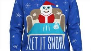 Walmart stops sale of cocaine-themed Christmas sweater