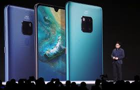 Huawei's new-generation 5G smartphone launched