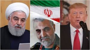 Iran tensions Hitting breaks or here to stay