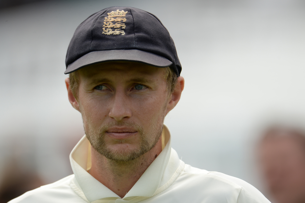 LONDON, ENGLAND - MAY 27 : Joe Root looks on after England lost the 1st Natwest Test match between England and Pakistan at Lord's cricket ground on May 27, 2018 in London, England. (Photo by Philip Brown/Getty Images)