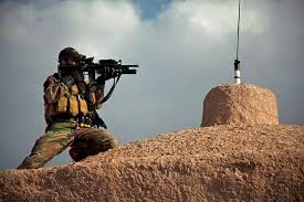30 terrorists killed, hurt Special Ops Corps