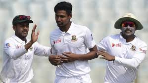 Bangladesh team reaches Pakistan for Test series