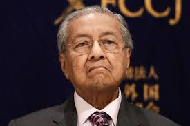 Malaysian PM Mahathir submits resignation to the king