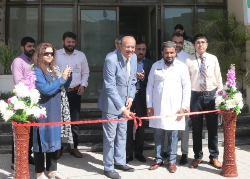 NICVD establishes Chest Pain Unit at Cantt General Hospital
