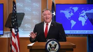 US to start dialogue with Iraq in June - Pompeo