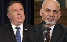 U.S. reacts to President Ghani's announcement for the release of 2000 Taliban prisoners