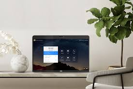 Zoom reveals touchscreen for home conferencing