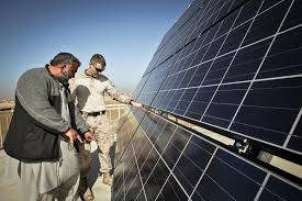 UAE to invest in Afghan's solar project, eyes to