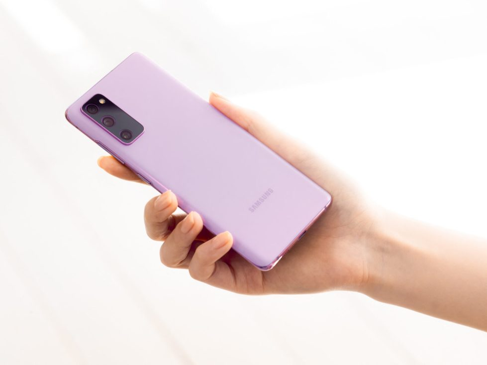 Galaxy-S20-FE_Cloud-Lavender_Hands-On