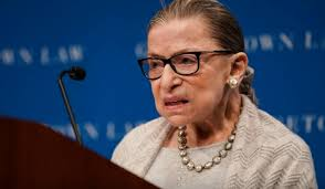 Iconic US Supreme Court Justice Ruth Bader Ginsburg dies