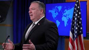 Pompeo's warning