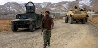 Afghan forces kill Taliban mastermind of army base attack