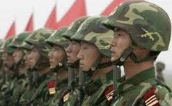 Bogey of Chinese military threat