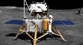 Chinese space probe begins drilling on Moon to gather lunar samples
