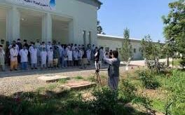 Ghost workers hired in Kunduz Covid-19 hospital'