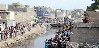 Karachi nullah remodelling study almost complete, wo