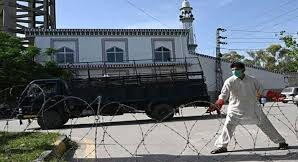 Smart lockdown imposed in five different areas of Peshawar
