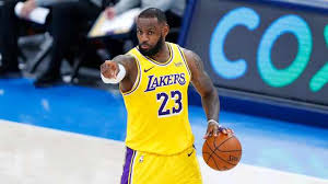LeBron James scores 34 as Lakers win eighth straight on the road