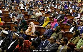 Afghan Parliament approves current fiscal year's budget