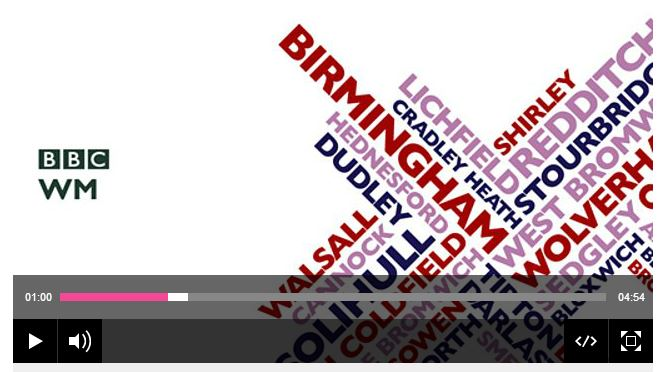 BBC West Midlands – Could you be a children's social worker?