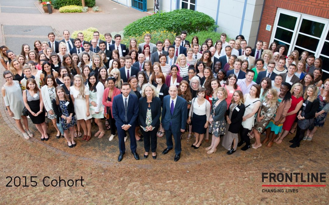 Introducing the 2015 Frontline Cohort
