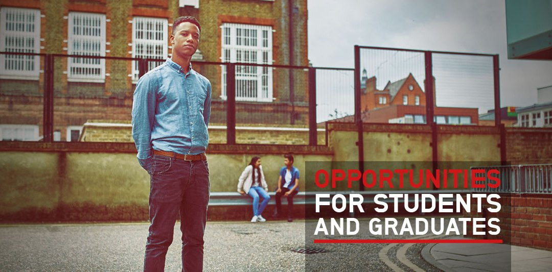 The best opportunities for students and graduates in 2017