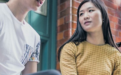 Motivational interviewing: empowering a young person to change