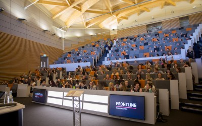 Frontline Summer Institute Week 4: Making connections