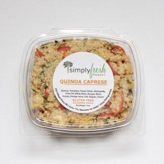 Simply Fresh's Quinoa Caprese
