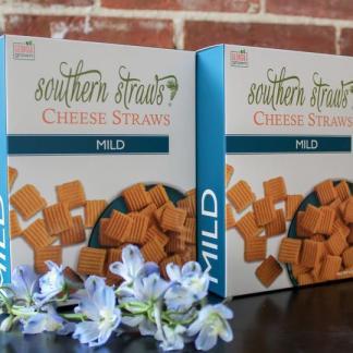 Mild Cheese Straws