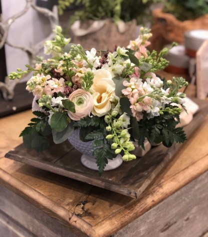 Flowers by Oats and Ivy