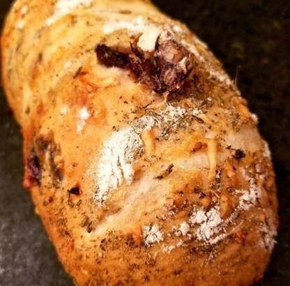 Photo of Rosemary Olive Oil Loaf