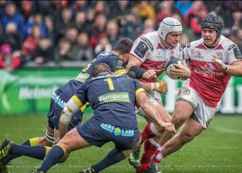 ERCC: Teams up for Clermont v Ulster