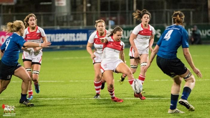 Jemma Jackson, Ulster Women's Rugby, Ireland Women's Rugby