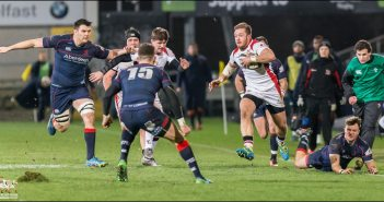 B&I Cup: Ulster A 38 London Scottish 21