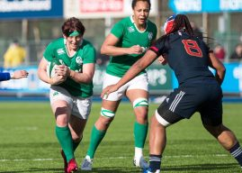 Ireland Women set up St Patrick's day showdown!