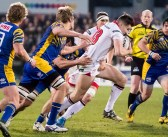 Ulster Rugby romp to record win against Zebre