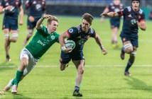 Jonny Stewart, Ireland U20
