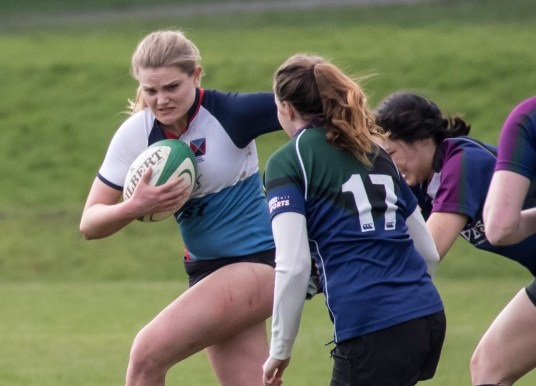 Ulster Women's Development League: Queens University 0 Belfast Harlequins 27