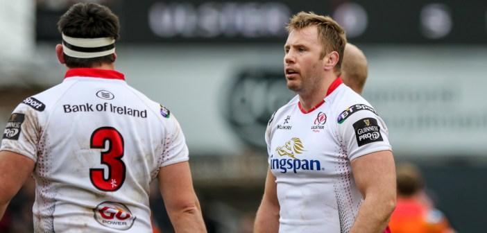 Pienaar and Wilson depart on a win.