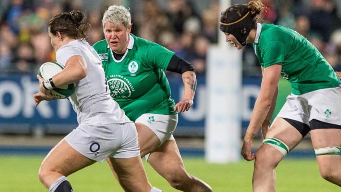 Ilse Van Staden, Ireland Women