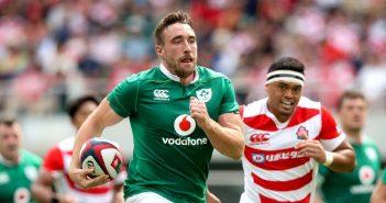Jack Conan, Ireland Rugby