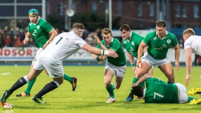 2017-03-17 Ireland U20s v England U20s (Six nations) -- 14