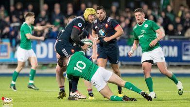 2017-02-24 Ireland U20 v France U20 (Six Nations) -- M26