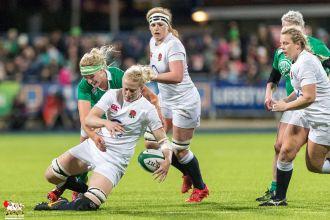 2017-03-17 Ireland Women v England Women (Six Nations) -- 65