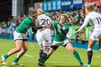2017-03-17 Ireland Women v England Women (Six Nations) -- 74